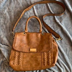 Steve Madden Messenger Crossbody Bag Braided Bag
